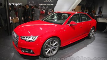 India-spec 2016 Audi A4 to launch with 1.4L TFSI engine