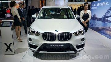 2016 BMW X1 – Auto Expo 2016