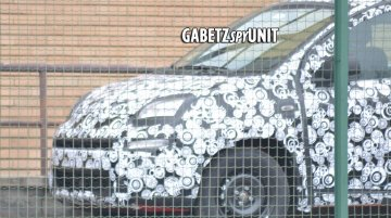 Fiat Panda 2016 (facelift) spotted for the first time - Spied