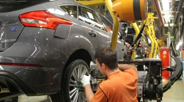 2016 Ford Focus RS production commences in Germany - IAB Report