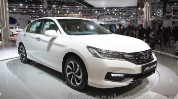 2016 Honda Accord to launch in India on October 30 - Report
