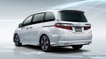 Top Honda executive confirms new Honda Odyssey for 2017 - USA