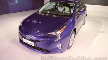 2016 Toyota Prius - Auto Expo 2016