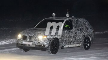 Next-gen 2017 BMW X5 spotted for the first time - Spied