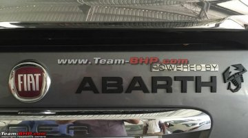 Fiat Linea Powered by Abarth snapped - Spied [Update]