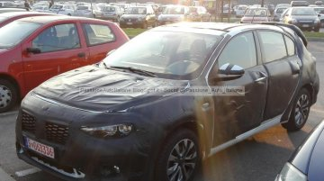 Fiat Tipo hatchback snapped inside and out - Spied