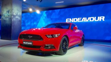 Ford Mustang - Auto Expo 2016