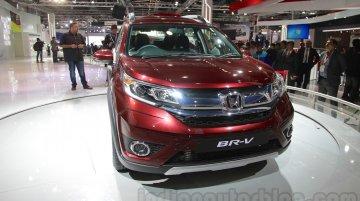 Honda BR-V - Auto Expo 2016
