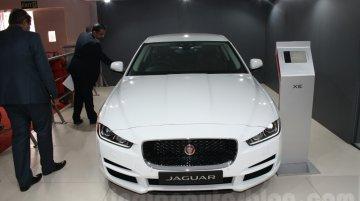 Jaguar XE - Auto Expo 2016