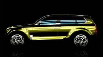 Kia KCD12 SUV concept teased for 2016 NAIAS - IAB Report [Update]