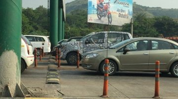 New Mahindra Quanto (Mahindra Canto/Cresto) spotted ahead of Auto Expo debut - Spied