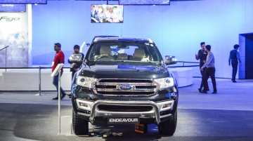 New Ford Endeavour - Auto Expo 2016