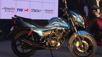 All-new TVS Victor launched at INR 49,490 - IAB Report