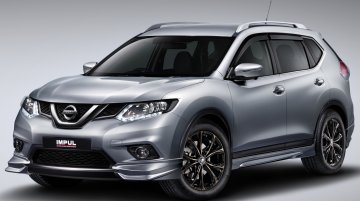 India-bound Nissan X-Trail gets a sporty Impul Edition - Malaysia