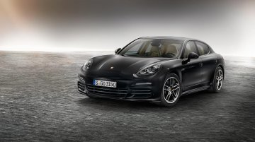 Porsche Panamera Diesel Edition launched in India at INR 1.04 crore - IAB Report