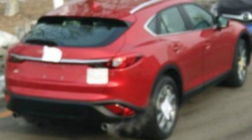 Reported Mazda CX-4 front fascia seen up-close in China [Update]