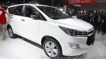 Toyota Innova Crysta to launch on May 3 - Report