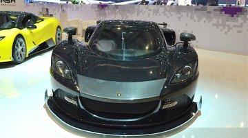2080 bhp Arash AF10 - Geneva Motor Show Live