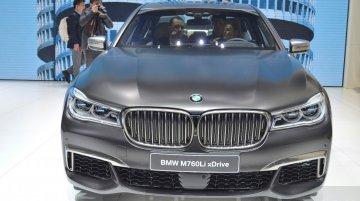 2016 BMW 7 Series M760Li xDrive - 2016 Geneva Motor Show Live