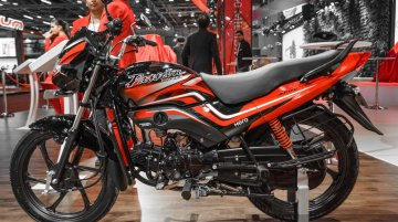 2016 Hero Glamour, Hero Passion Pro with new graphics unveiled - Auto Expo 2016