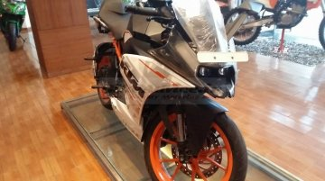 2016 KTM RC390 launched in India with slipper clutch - In Images