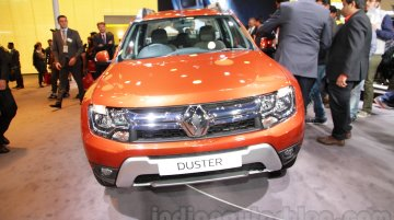 2016 Renault Duster (facelift) - Auto Expo 2016