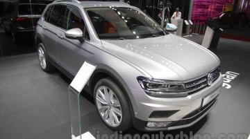 VW Tiguan arriving in April in India, VW Passat to follow in July - Report