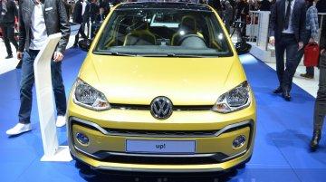 2016 VW Up! and Up! beats (facelift) - 2016 Geneva Motor Show Live
