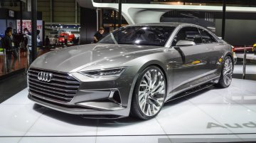 Audi Prologue Concept - Auto Expo 2016