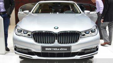 BMW 740Le iPerformance - 2016 Geneva Motor Show Live