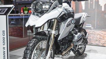 BMW R nineT, BMW R1200GS - Auto Expo 2016