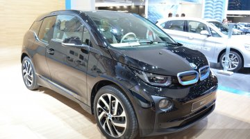 BMW i3 inspired by MR PORTER - Geneva Motor Show Live