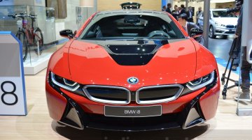 BMW i8 Protonic Red Edition – Geneva Motor Show Live