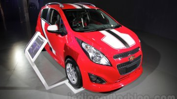 Chevrolet Beat, Chevrolet Enjoy, Chevrolet Sail special editions - Auto Expo 2016