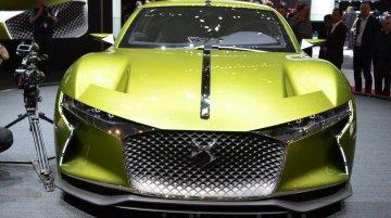 DS E-TENSE concept - Geneva Motor Show Live