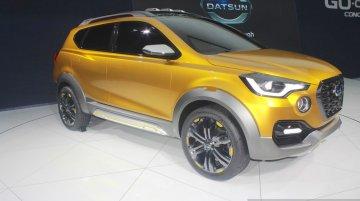 Datsun Go-Cross Concept - Auto Expo 2016