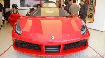 Ferrari 488 GTB launched in India at INR 3.88 Crores - IAB Report