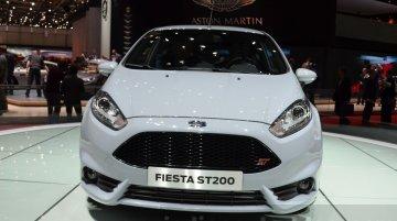 Ford Fiesta ST200 - Geneva Motor Show Live
