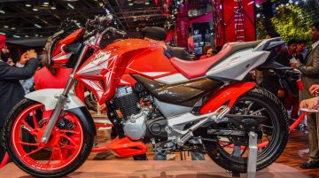 Hero Xtreme 200S is likely Hero Motocorp's next high capacity motorcycle
