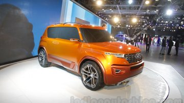 Hyundai Carlino sub-4m SUV concept revealed - Auto Expo 2016 [Update]