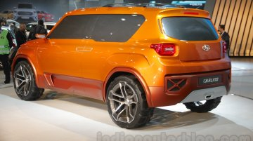Hyundai Carlino (Hyundai HND-14) compact SUV concept - Video Walkaround