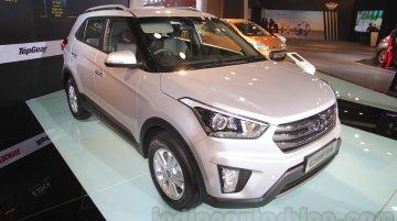 Hyundai Creta - Auto Expo 2016