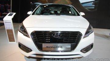 Hyundai Sonata Hybrid - Auto Expo 2016