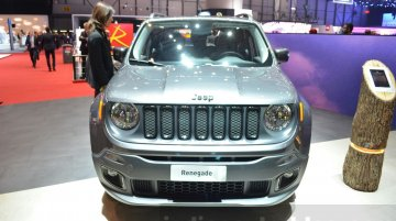 Jeep Renegade Dawn of Justice edition, 2016 Jeep Grand Cherokee SRT Night - Geneva Live