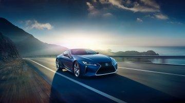 Lexus LC - Image Gallery