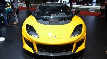 Lotus Evora Sport 410 - Geneva Motor Show Live