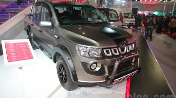 Mahindra Imperio Double Cabin Customised variant - Auto Expo 2016