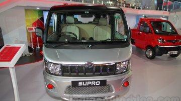 Mahindra Supro customised version - Auto Expo 2016