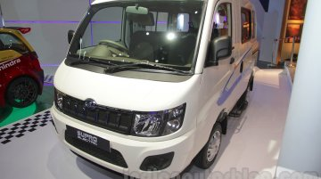 Mahindra e Supro to launch on October 6