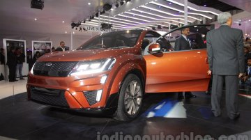 Mahindra XUV Aero green lit for production - Report